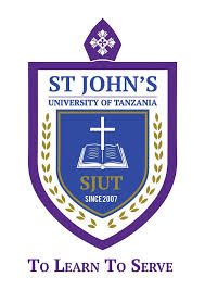 Students of St. John's University of Tanzania (SJUT)